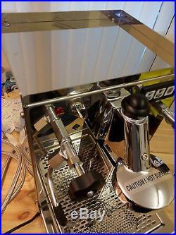 Rioba Professional Espresso Machine Milano (BNIB)