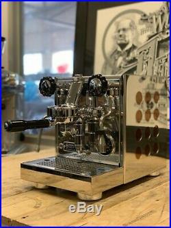 Rocket Appartamento 1 Group Brand New Stainless Steel Espresso Coffee Machine