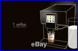 Rooma Fully Automatic Coffee Machine Americano/Espresso/Latte/Cappuccino 1250 W