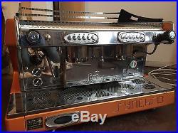 Royal Synchro Coffee Espresso Machine Kit Macap Grinder & Water Filter System