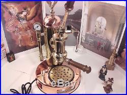 S1 Elektra Micro casa lever espresso coffee machine espresso Vintage Full acc