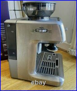SAGE Barista Express BES875UK 1850 W Bean to Cup Coffee Machine Brushed