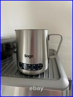 SAGE Barista Express Bean to Cup Coffee Machine -BES875UK With Accessories