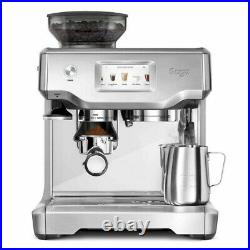 SAGE Barista Touch SES880BSS2GUK1 Bean to Cup Coffee Automatic Espresso Machine