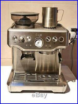SAGE By Heston Blumenthal The Barista Express 1850W Espresso Coffee Machine