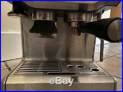 SAGE The Barista Express 1850W Espresso Coffee Machine with Integrated Burr
