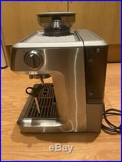 SAGE The Barista Express 1850W Espresso Coffee Machine with Integrated Burr