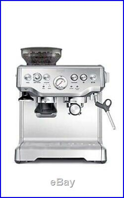SAGE The Barista Express 1850W Espresso Coffee Machine with Integrated Grinder