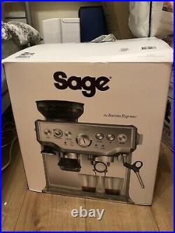 SAGE The Barista Express 1850W Espresso Coffee Machine with Temp Jug