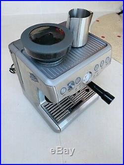 SAGE The Barista Express Coffee Machine amazing machine