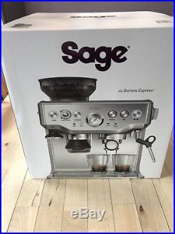 SAGE The Barista Express Espresso Coffee Machine (BES875BSS /A)