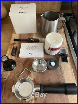 SAGE The Barista Express Espresso Coffee Machine with Integrated Grinder
