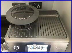 SAGE The Barista Touch Coffee Espresso Maker Machine Silver BES880