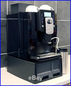 SALE Deangelo Pro Commercial Automatic Bean to Cup Espresso Coffee Machine WHITE