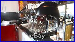 SANREMO VERONA RS 2 group dual boiler commercial coffee espresso machine