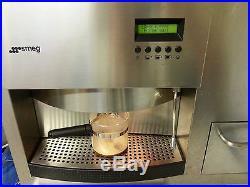 Smeg Scm-1 Built-in Espresso/cappuccino Coffee Machine, Bean To Cup