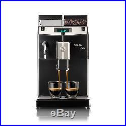 Saeco Lirika compact automatic Cappuccino Espresso coffee maker black