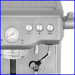 Sage BES920UK The Dual Boiler Espresso Coffee Machine 15 bar Stainless Steel