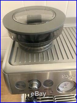 Sage Barista Express Artisan Coffee Machine / Espresso Maker Free Knockbox