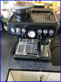 Sage Barista Express Bean To Cup Coffee & Espresso Machine Amazing Machines