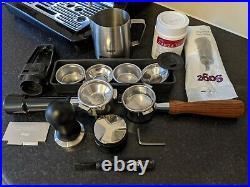 Sage Barista Express Bean-to-Cup Coffee Machine Milk Jug Stainless Steel BES875