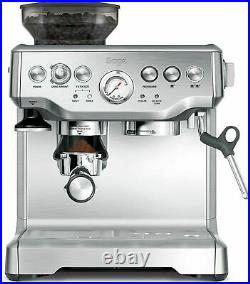 Sage Barista Express Bean to Cup Stainless Steel Coffee Machine FREE DELIVERY