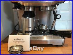 Sage Barista Express Coffee Machine (BES875UK) Coffee & Espresso maker