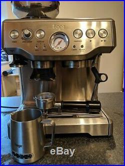 Sage Barista Express Espresso Coffee Machine