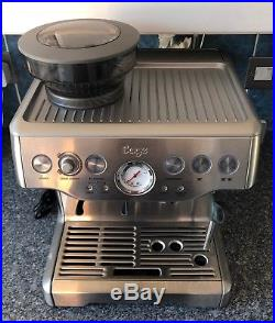 Sage Barista Express Espresso Maker Bes870uk Coffee Machine With Accessories