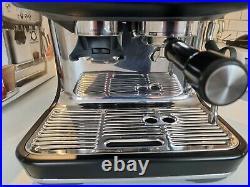 Sage Barista Pro 2L 1680W Espresso Coffee Machine Black Truffle SES878BTR