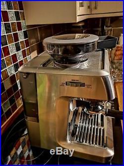 Sage Barista Touch SES880BSS Automatic Espresso Maker Coffee Machine Cappuccino