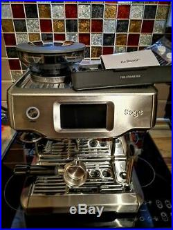 Sage Barista Touch SES880 Automatic Espresso Maker Coffee Machine Cappuccino