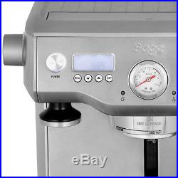 Sage By Heston Blumenthal BES920UK The Dual Boiler Espresso Coffee Machine 15