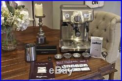 Sage Dual Temp Pro Espresso Coffee Machine In Excellen Condition