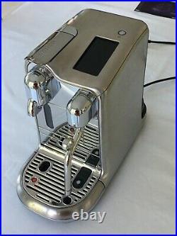 Sage NESPRESSO CREATISTA PRO Coffee Machine