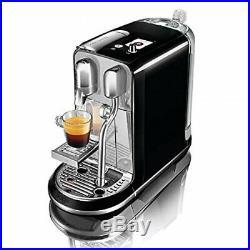 Sage Nespresso Creatista Plus Pod Espresso Coffee Maker Machine 19Bar Black