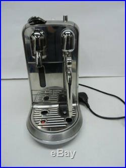 Sage Nespresso Creatista Plus Pod Espresso Coffee Maker Machine 19Bar Stainless/