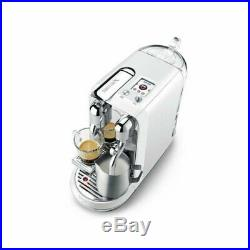 Sage Nespresso Creatista Plus Pod Espresso Coffee Maker Machine 19 Bar Sea Salt