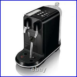 Sage Nespresso Creatista Uno SNE500BKS Pod Coffee Machine Black Sesame