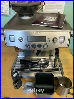 Sage Oracle Bean-to-Cup Coffee Machine Silver (BES980UK)