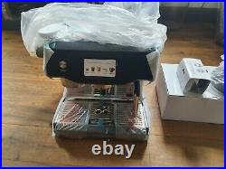 Sage Oracle Touch Fully Automatic Bean to Cup Coffee Machine, Black Truffle