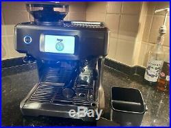 Sage SES880BSS The Barista Touch Bean to Cup Coffee Machine 1680 Watt 15 bar