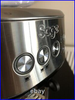 Sage The Bambino Plus Coffee Machine Stainless Steel 11 Months Warranty