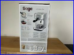 Sage The Bambino Plus coffee machine Brand new