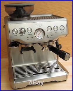 Sage The Barista Express BES870UK Espresso Coffee Machine & Grinder No Milk Jug