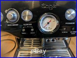 Sage The Barista Express Coffee Espresso Maker Machine Black BES875UK RRP £599