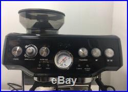 Sage The Barista Express Coffee Espresso Maker Machine Black RRP £599