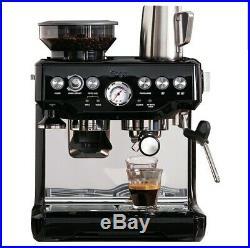 Sage The Barista Express Espresso Coffee Machine Black by Heston Blumenthal