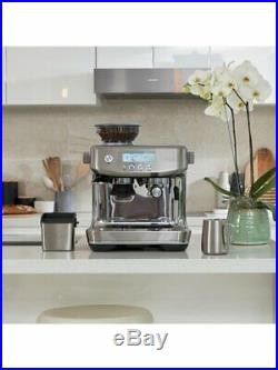 Sage The Barista Pro Coffee Espresso Maker Home Machine Stainless Steel RRP £699