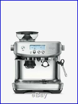 Sage The Barista Pro Coffee Espresso Maker Machine Stainless Steel RRP £699